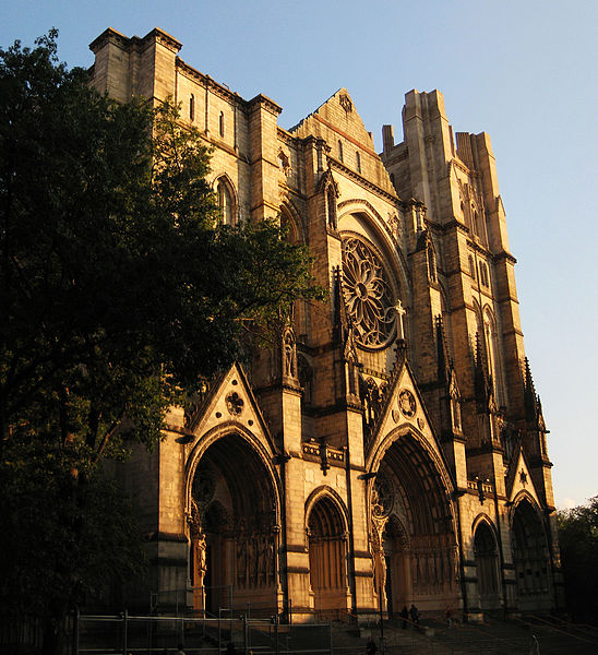 Cathedral of St John The Divine | Photo: William Porto
