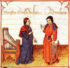 Guillaume Dufay & Binchois